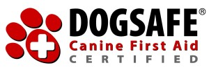 KatyK9 is canine first aid certified