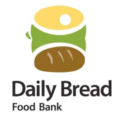 KatyK9 is proud to support Daily Bread Food Bank